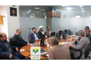 دومین جلسه شورای کتابخانه دفتر تبلیغات اسلامی خراسان رضوی برگزار گردید.