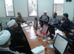 چهل و هشتمین جلسه شورای پژوهش پژوهشکده اسلام تمدنی