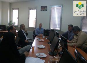 جلسه شورای طرح و برنامه ریزی پژوهشکده اسلام تمدنی.