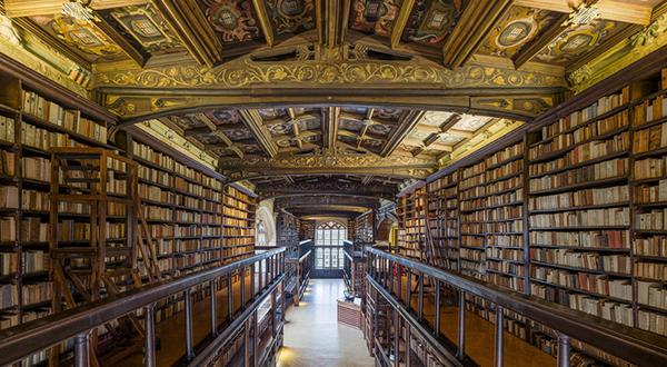 قدیمیترین گنجینه از ۱۲ کتابخانه بزرگ
