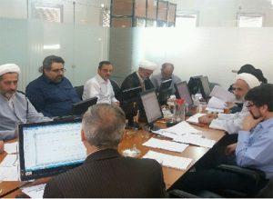 شصتمین جلسه شورای پژوهشی پژوهشکده اسلام تمدنی برگزار گردید.