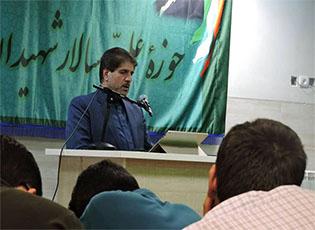 دکتر واسعی- نشست طلبه ها در تبریز