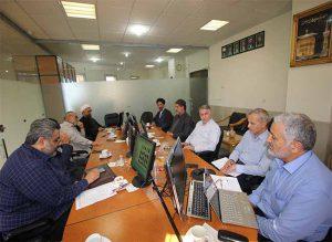 جلسه هیأت اندیشه ورز پژوهشکده اسلام تمدنی برگزار گردید.