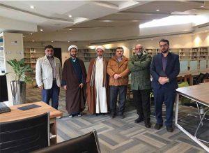 بازدید از کتابخانه عمومی قلم(مرکزی متفاوت برای مطالعه، تحقیق و خدمترسانی به محققین در قلب مشهد)