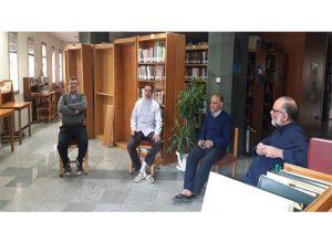برگزاری جلسه معرفی و نقد کتاب آن سوی مرگ نوشته جمال صادقیان