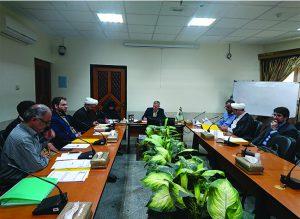 پنجاهمین جلسه شورای پژوهش پژوهشکده اسلام تمدنی
