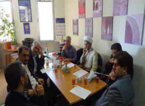 شصت و چهارمین جلسه شورای علمی گروه هنر و تمدن اسلامی برگزار شد.