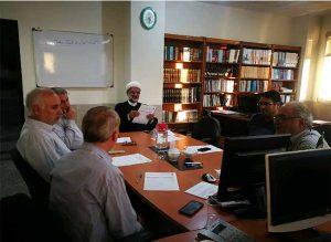 چهل و ششمین جلسۀ شورای علمی گروه قرآن و مطالعات اجتماعی برگزار گردید.