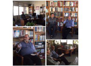 برگزاری جلسه معرفی و نقد کتاب آشنایی با تراث روایی مکتوب