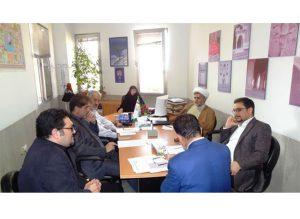 جلسه ۷۴ و ۷۵ شورای علمی گروه هنر و تمدن اسلامی برگزار گردید.
