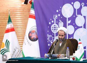 اولین مجله علمی پژوهشی عربی دفتر تبلیغات اسلامی حوزه منتشر می شود.