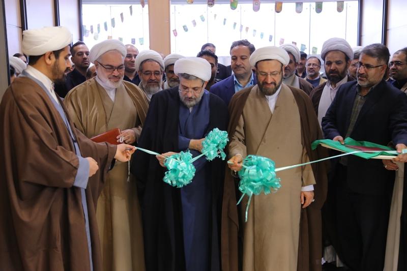 پنجمین نمایشگاه دستاوردهای پژوهشی و فناوری دفتر تبلیغات اسلامی افتتاح شد.